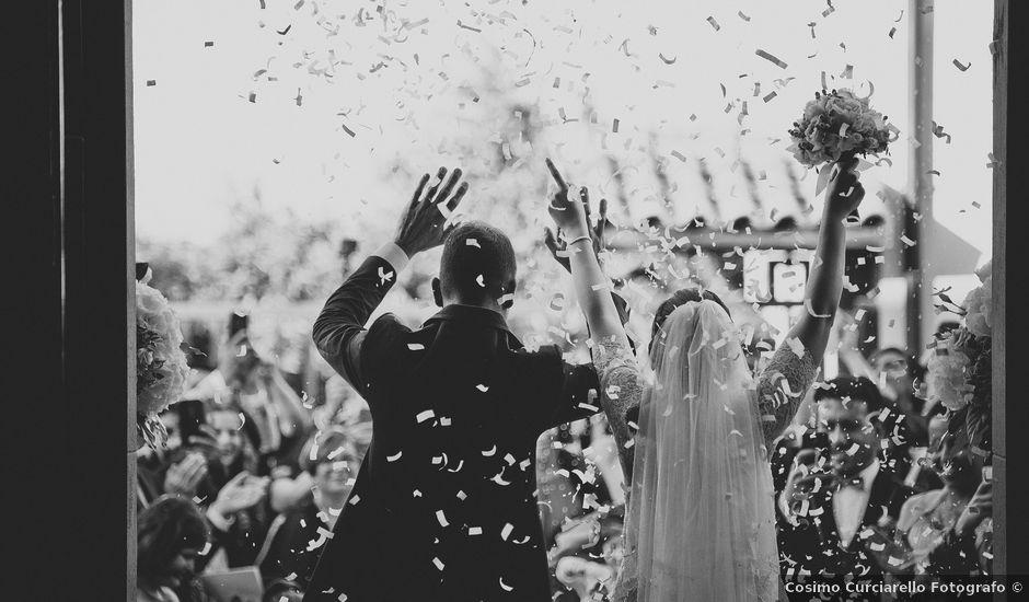 Il matrimonio di Domenico e Anna a Vibo Valentia, Vibo Valentia