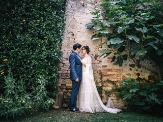 Le nozze di Teresa e Daniele