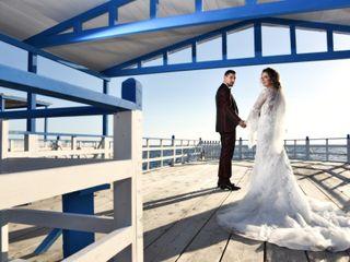 le nozze di Debora e Manuel 1