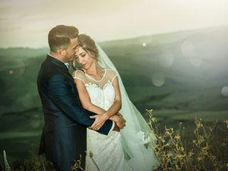 Le nozze di Edera e Gaetano