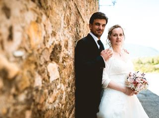 Le nozze di Emilie e Andrea