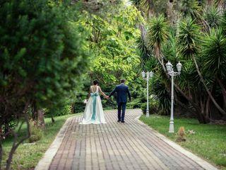 Le nozze di Antonella e Vito