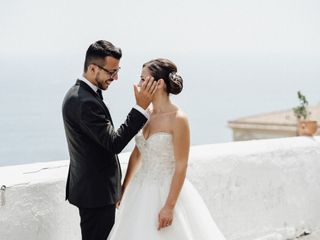 Le nozze di Serena e Mirko
