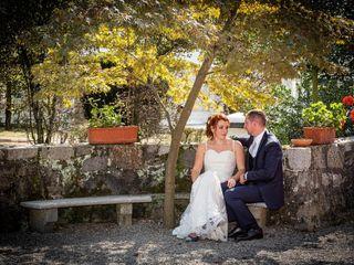 Le nozze di Arjola e Cristiano