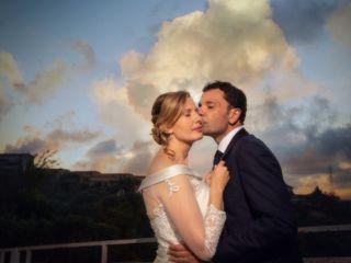 Le nozze di Samantha e Alessio