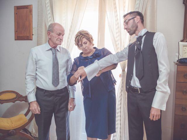 Il matrimonio di Giuseppe e Adriana a Chiaramonte Gulfi, Ragusa 7
