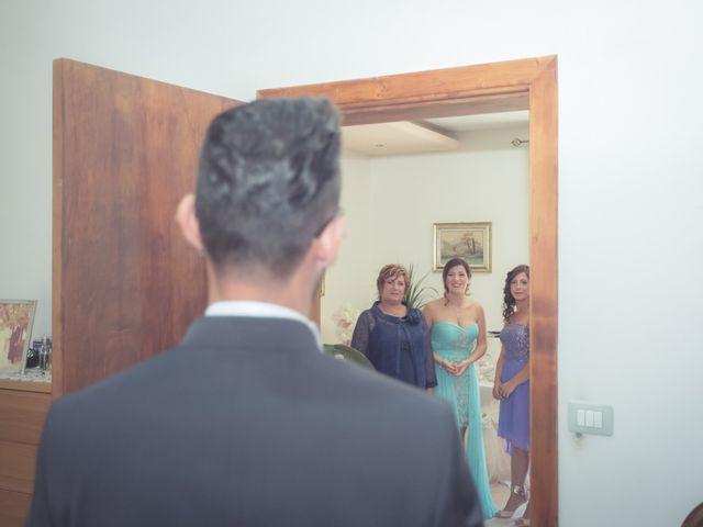 Il matrimonio di Giuseppe e Adriana a Chiaramonte Gulfi, Ragusa 11