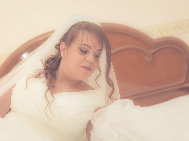 Il matrimonio di Giuseppe e Adriana a Chiaramonte Gulfi, Ragusa 21