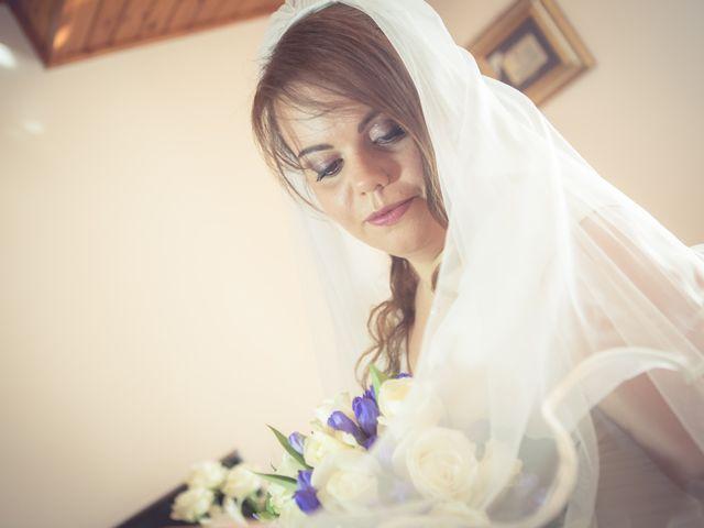 Il matrimonio di Giuseppe e Adriana a Chiaramonte Gulfi, Ragusa 24