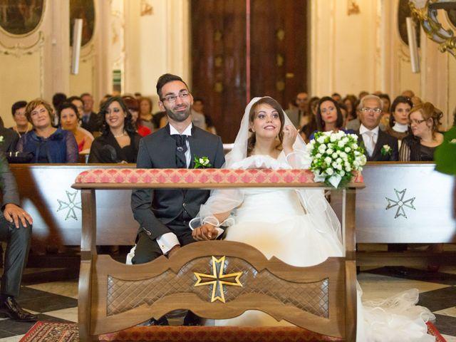 Il matrimonio di Giuseppe e Adriana a Chiaramonte Gulfi, Ragusa 32