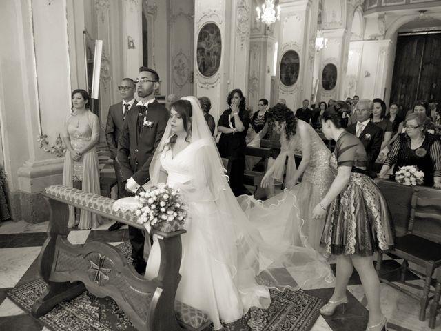 Il matrimonio di Giuseppe e Adriana a Chiaramonte Gulfi, Ragusa 39