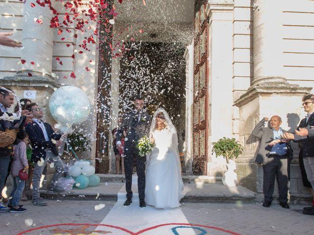 Il matrimonio di Giuseppe e Adriana a Chiaramonte Gulfi, Ragusa 42