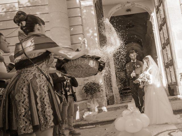 Il matrimonio di Giuseppe e Adriana a Chiaramonte Gulfi, Ragusa 43