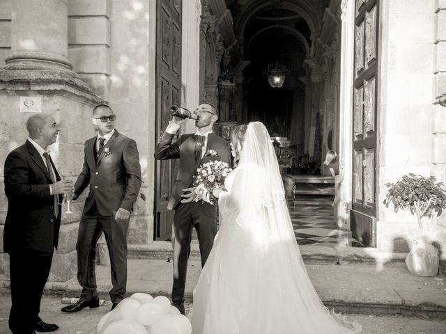 Il matrimonio di Giuseppe e Adriana a Chiaramonte Gulfi, Ragusa 44