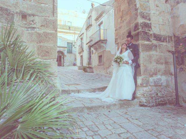 Il matrimonio di Giuseppe e Adriana a Chiaramonte Gulfi, Ragusa 47