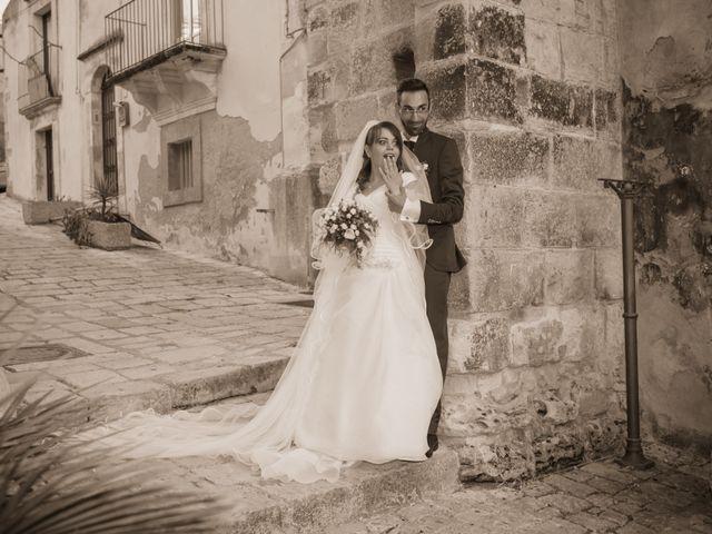 Il matrimonio di Giuseppe e Adriana a Chiaramonte Gulfi, Ragusa 48