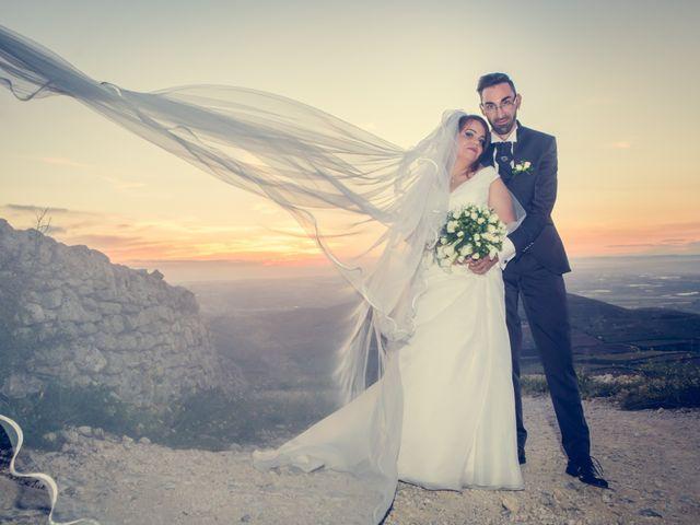 Il matrimonio di Giuseppe e Adriana a Chiaramonte Gulfi, Ragusa 50