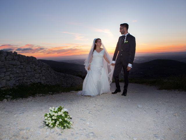 Il matrimonio di Giuseppe e Adriana a Chiaramonte Gulfi, Ragusa 51