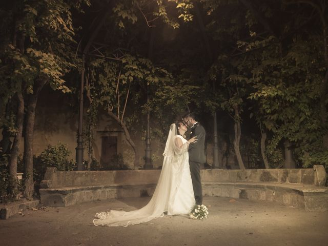 Il matrimonio di Giuseppe e Adriana a Chiaramonte Gulfi, Ragusa 1