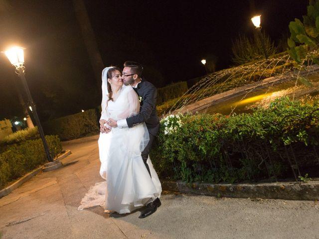 Il matrimonio di Giuseppe e Adriana a Chiaramonte Gulfi, Ragusa 56
