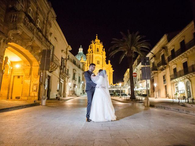 Il matrimonio di Giuseppe e Adriana a Chiaramonte Gulfi, Ragusa 2
