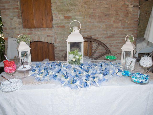 Il matrimonio di Fabio e Laura a Sartirana Lomellina, Pavia 7