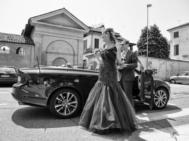 Il matrimonio di Fabio e Laura a Sartirana Lomellina, Pavia 14