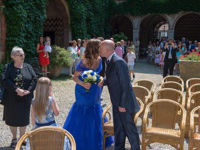 Il matrimonio di Fabio e Laura a Sartirana Lomellina, Pavia 15