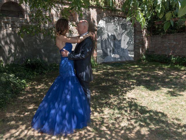 Il matrimonio di Fabio e Laura a Sartirana Lomellina, Pavia 16