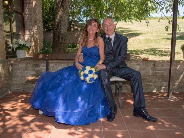 Il matrimonio di Fabio e Laura a Sartirana Lomellina, Pavia 19