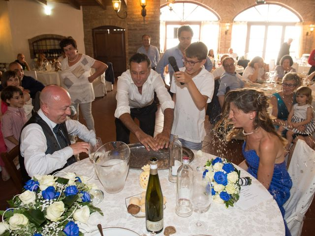 Il matrimonio di Fabio e Laura a Sartirana Lomellina, Pavia 21
