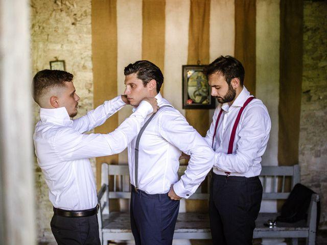 Il matrimonio di Daniele e Teresa a Medole, Mantova 45