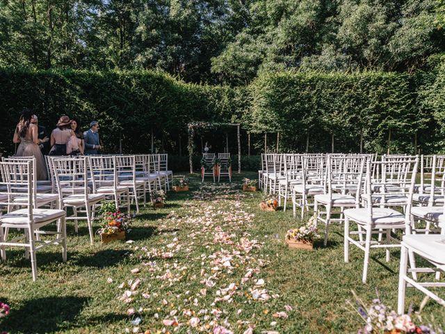 Il matrimonio di Daniele e Teresa a Medole, Mantova 70