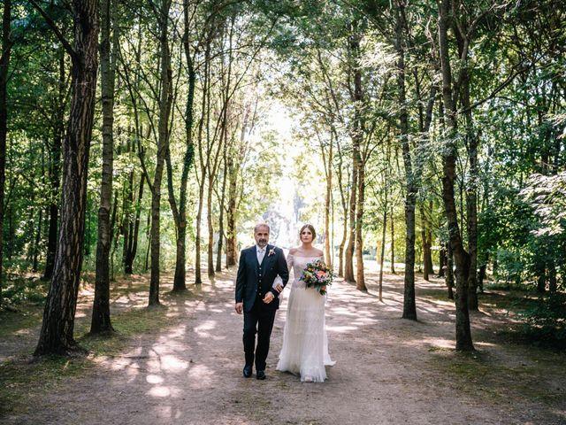 Il matrimonio di Daniele e Teresa a Medole, Mantova 75