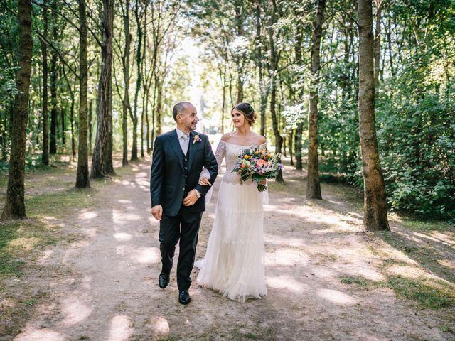 Il matrimonio di Daniele e Teresa a Medole, Mantova 76