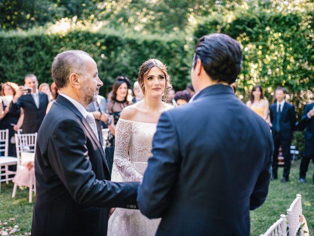 Il matrimonio di Daniele e Teresa a Medole, Mantova 78