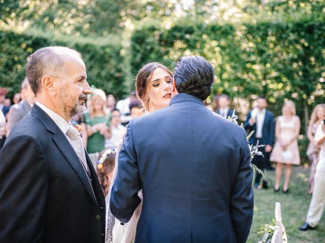 Il matrimonio di Daniele e Teresa a Medole, Mantova 79