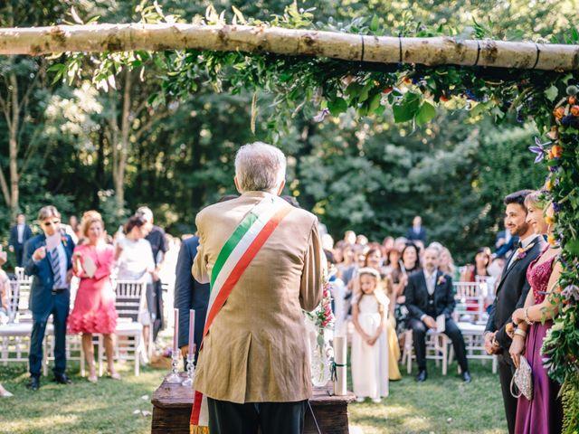 Il matrimonio di Daniele e Teresa a Medole, Mantova 82