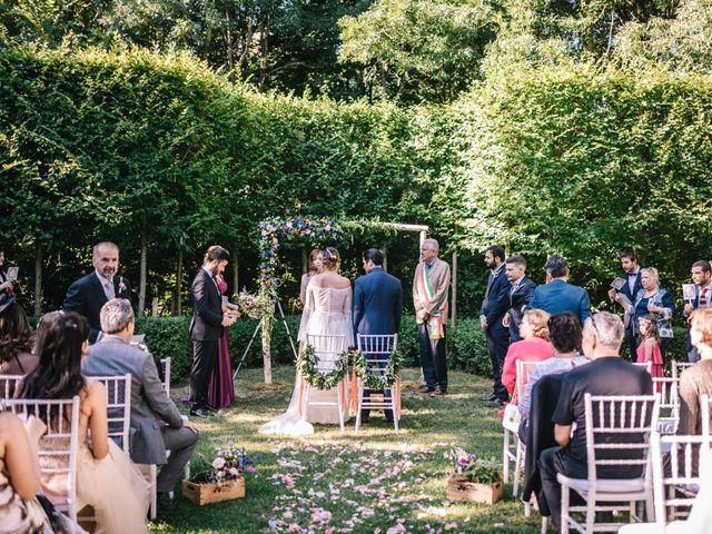 Il matrimonio di Daniele e Teresa a Medole, Mantova 83