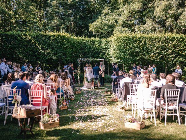 Il matrimonio di Daniele e Teresa a Medole, Mantova 84