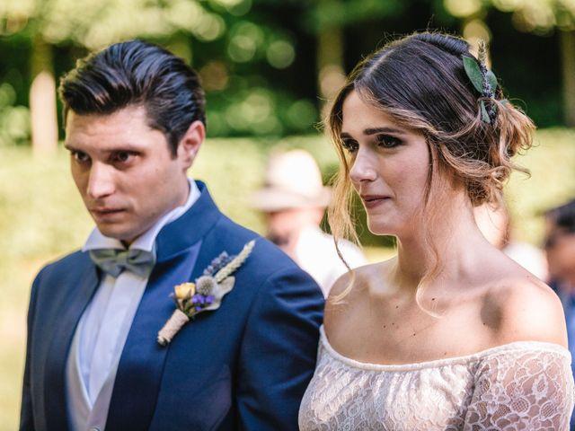 Il matrimonio di Daniele e Teresa a Medole, Mantova 85