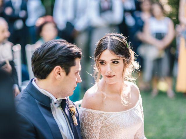 Il matrimonio di Daniele e Teresa a Medole, Mantova 87