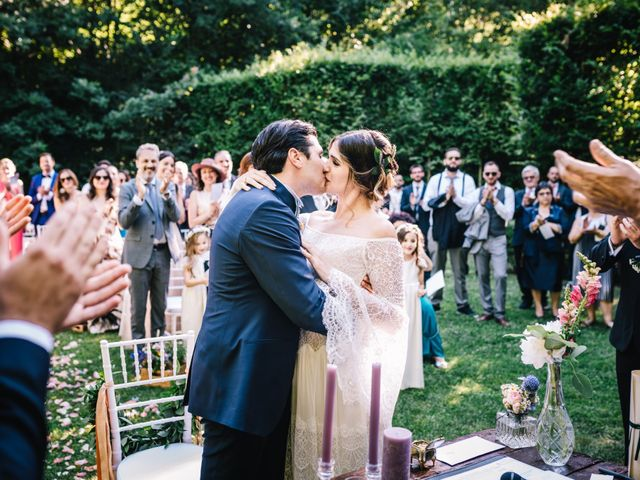 Il matrimonio di Daniele e Teresa a Medole, Mantova 88