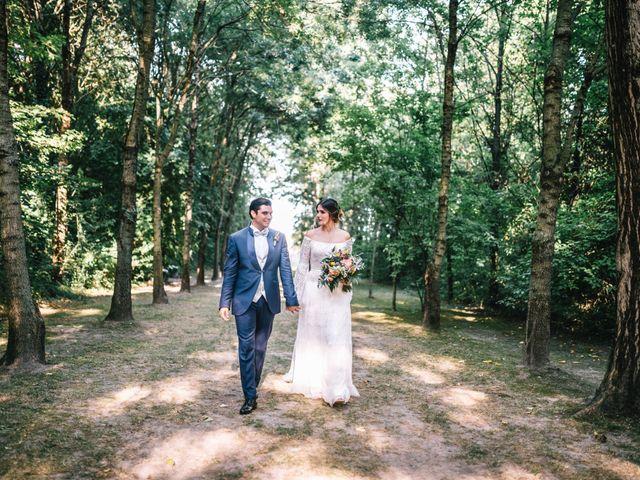 Il matrimonio di Daniele e Teresa a Medole, Mantova 99