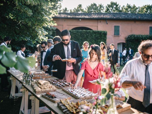 Il matrimonio di Daniele e Teresa a Medole, Mantova 104