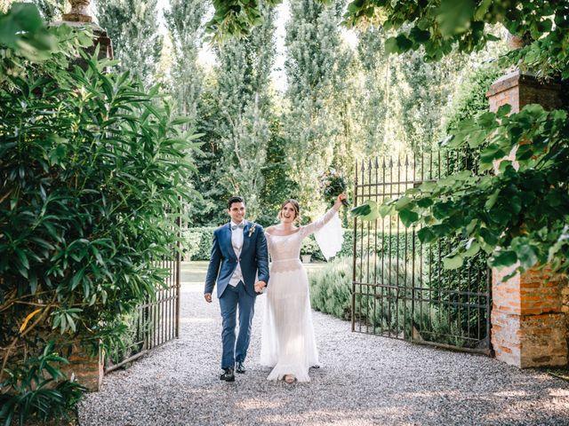 Il matrimonio di Daniele e Teresa a Medole, Mantova 107