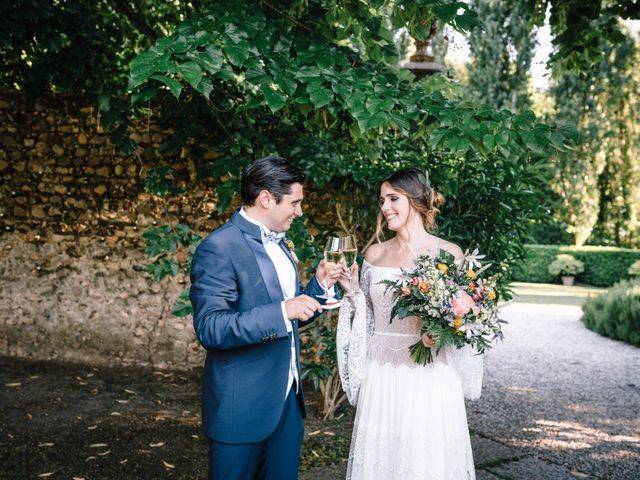 Il matrimonio di Daniele e Teresa a Medole, Mantova 108