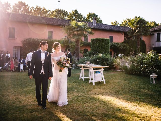 Il matrimonio di Daniele e Teresa a Medole, Mantova 114