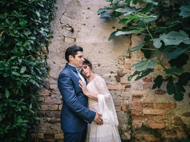Il matrimonio di Daniele e Teresa a Medole, Mantova 117