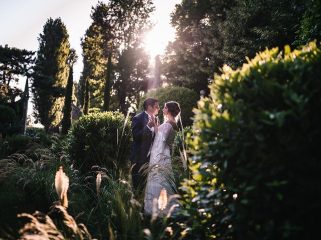 Il matrimonio di Daniele e Teresa a Medole, Mantova 121